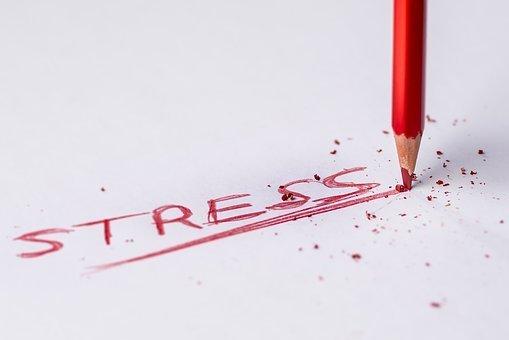 omgaan met stress